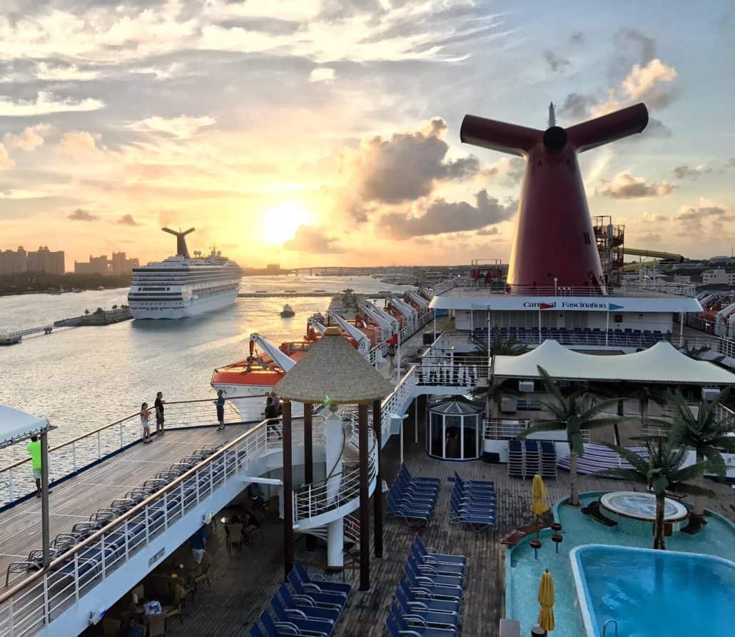 Carnival trip report