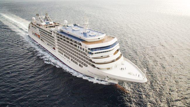 Silver Muse Silversea Cruises
