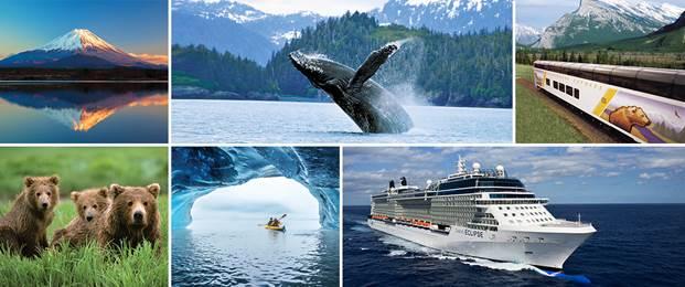 celebrity cruises alaska pacific coastal