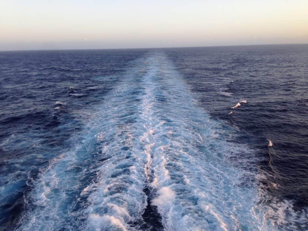 norwegian gem sea day
