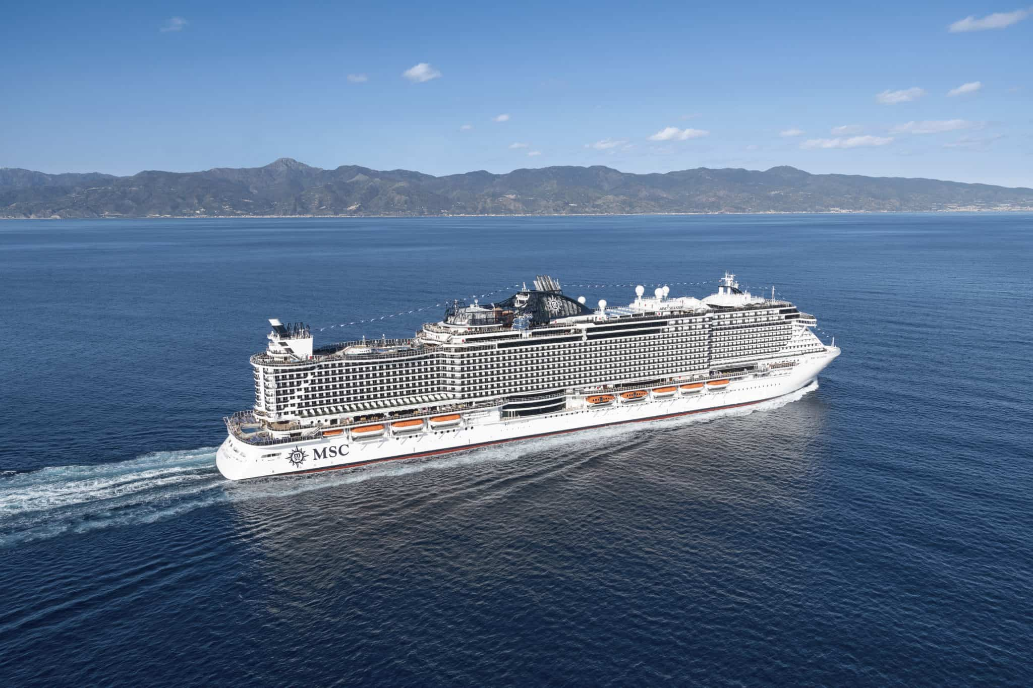 MSC Cruises Offers Free Beverage Package Promotion