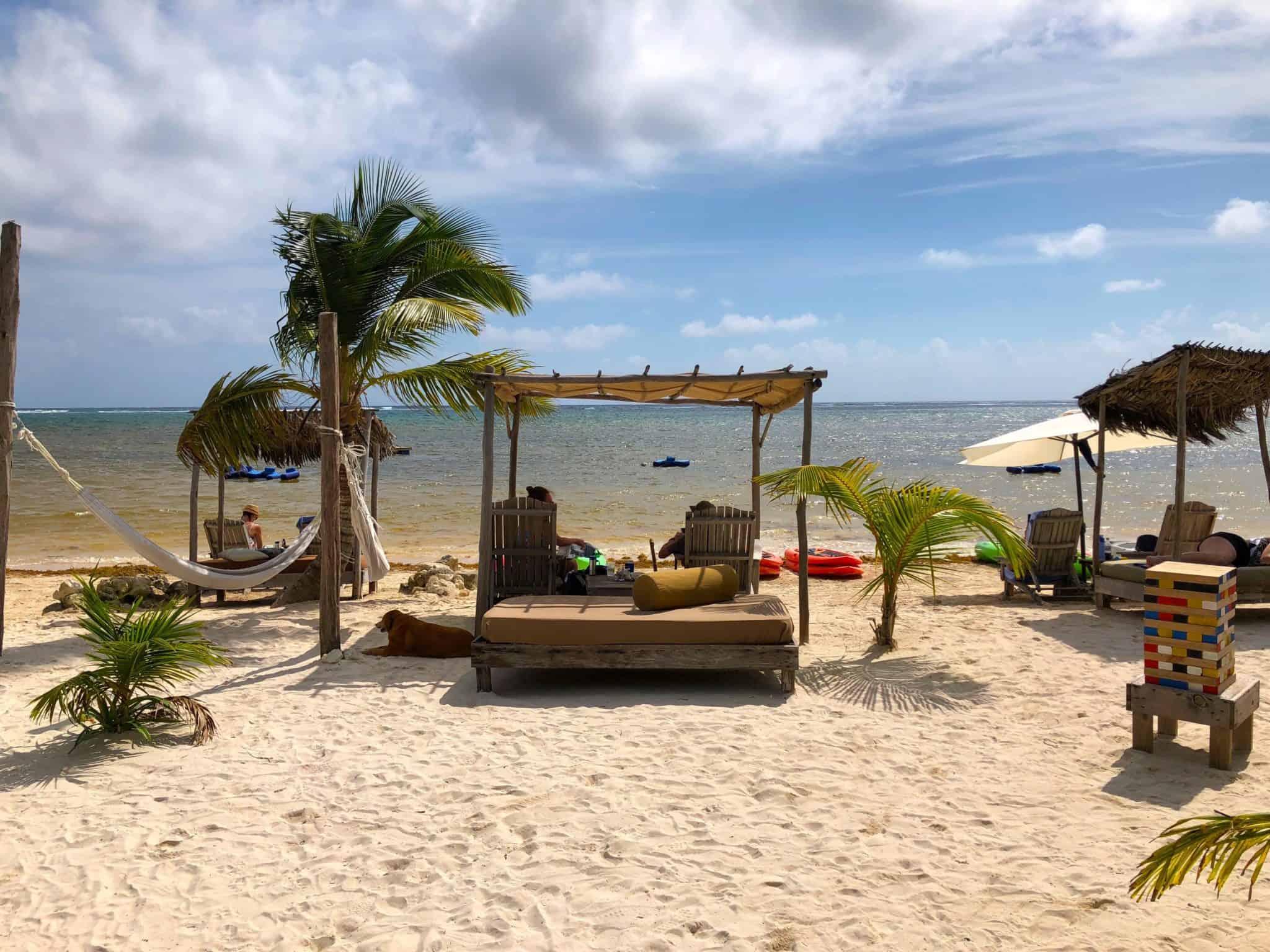 Maya Chan costa maya mexico