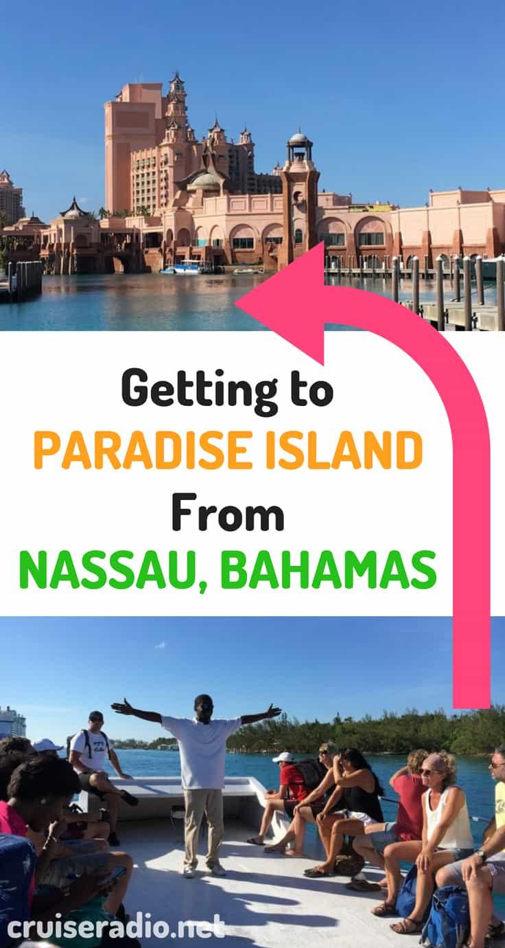 nassau bahamas paradise island cruise tips