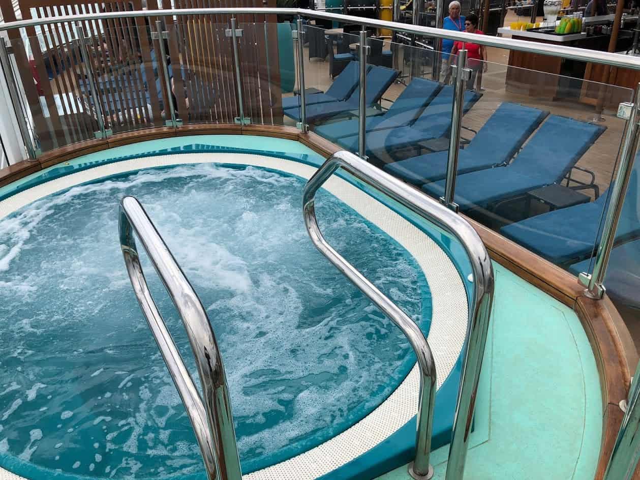 hot tub carnival serenity
