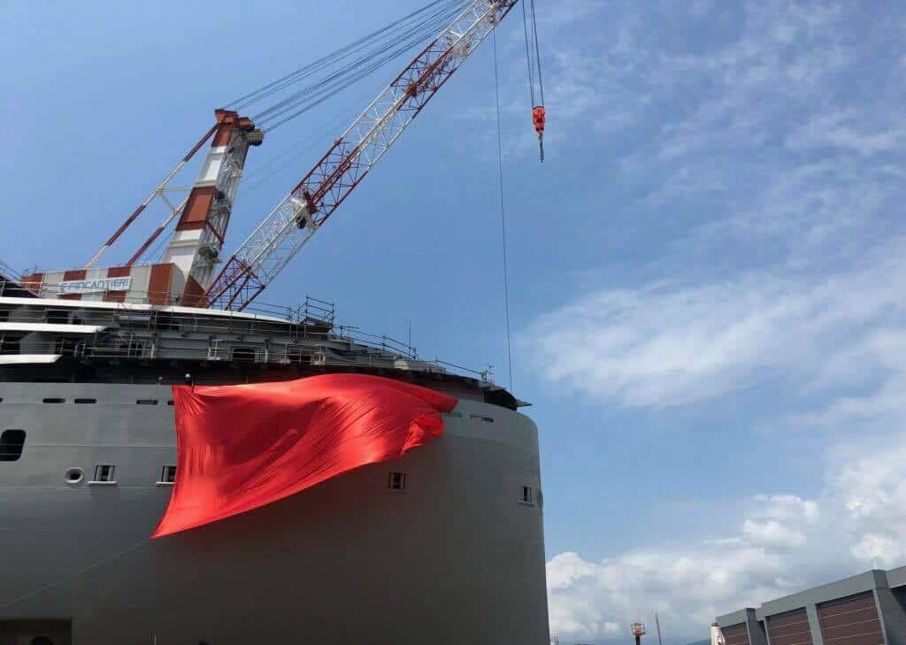 Virgin Voyages shipyard