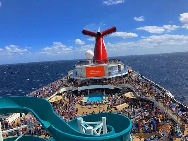 Carnival Cruise Line has a fleet of 26 Fun Ships