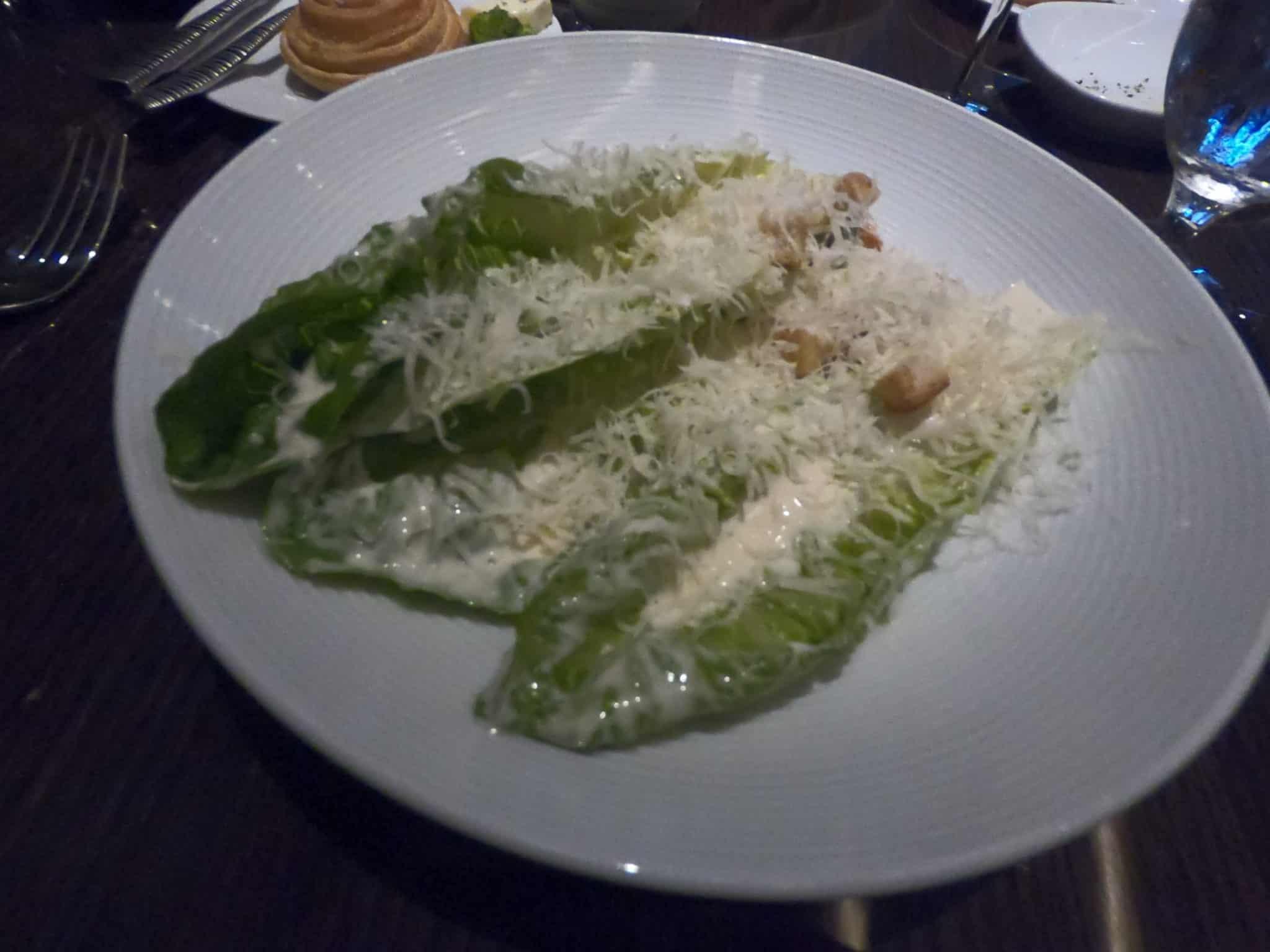 caesar salad steakhouse