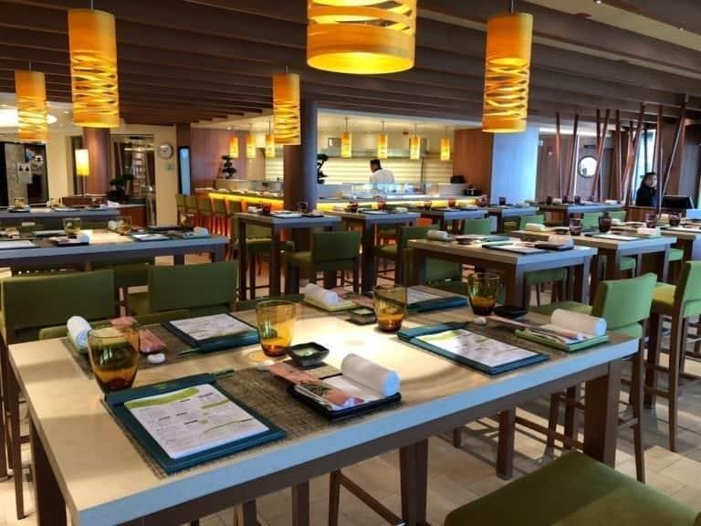 Bonsai Sushi carnival horizon