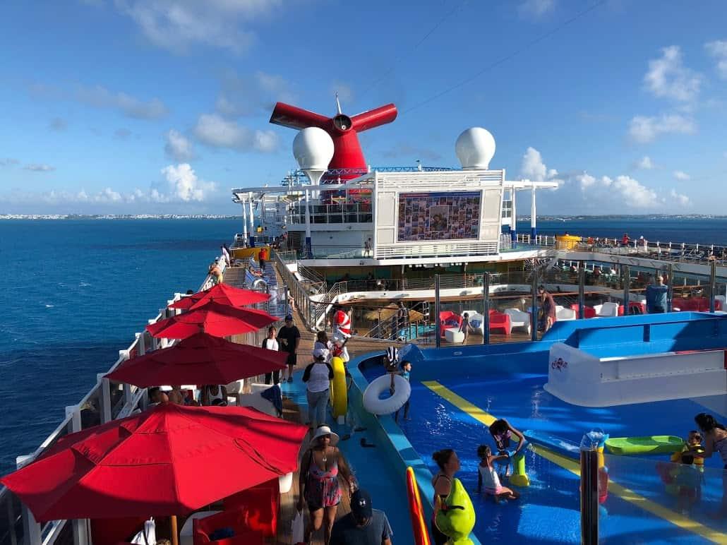 Carnival Horizon Bermuda