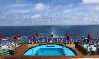 Carnival Horizon aft deck.