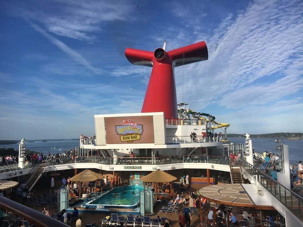 carnival sushine cruise