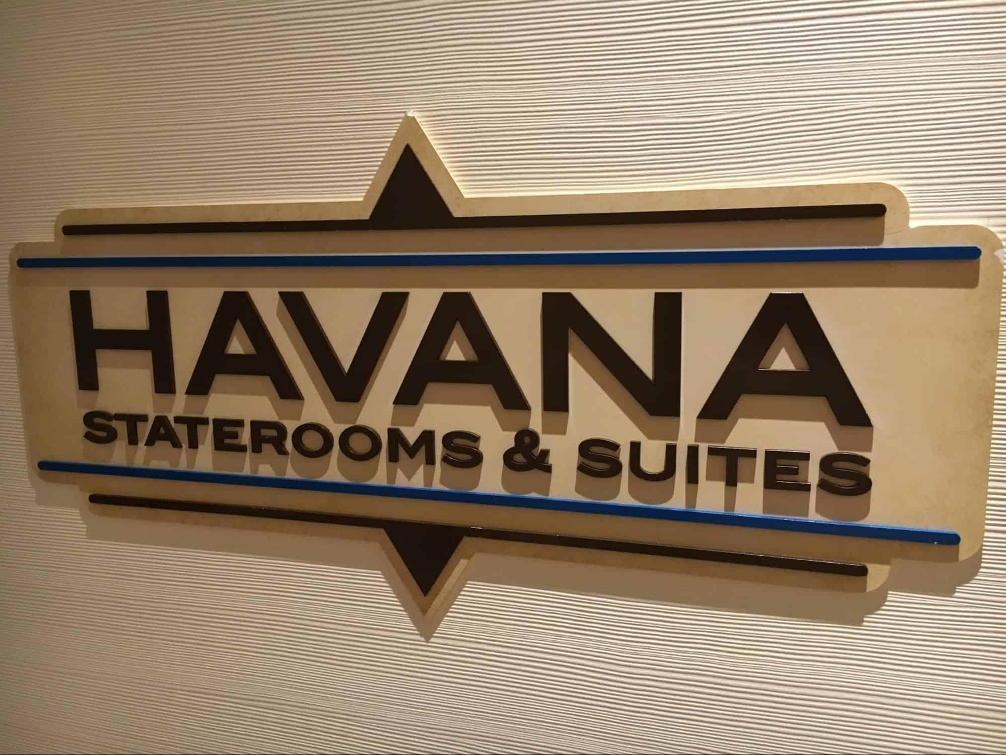 Havana Suite Carnival Horizon