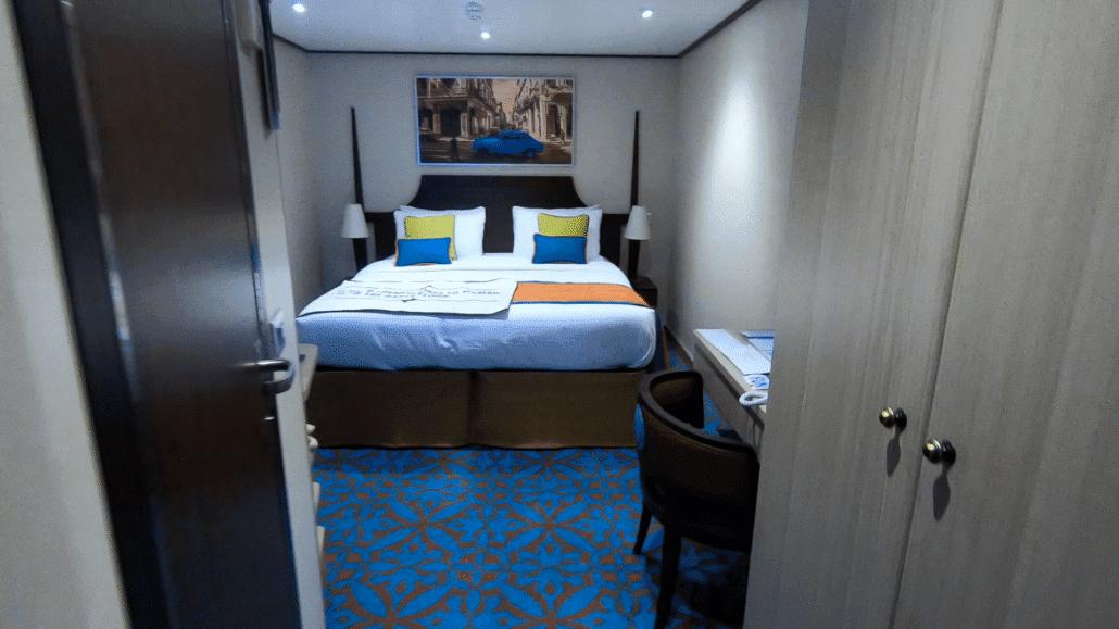interior cabin havana suite