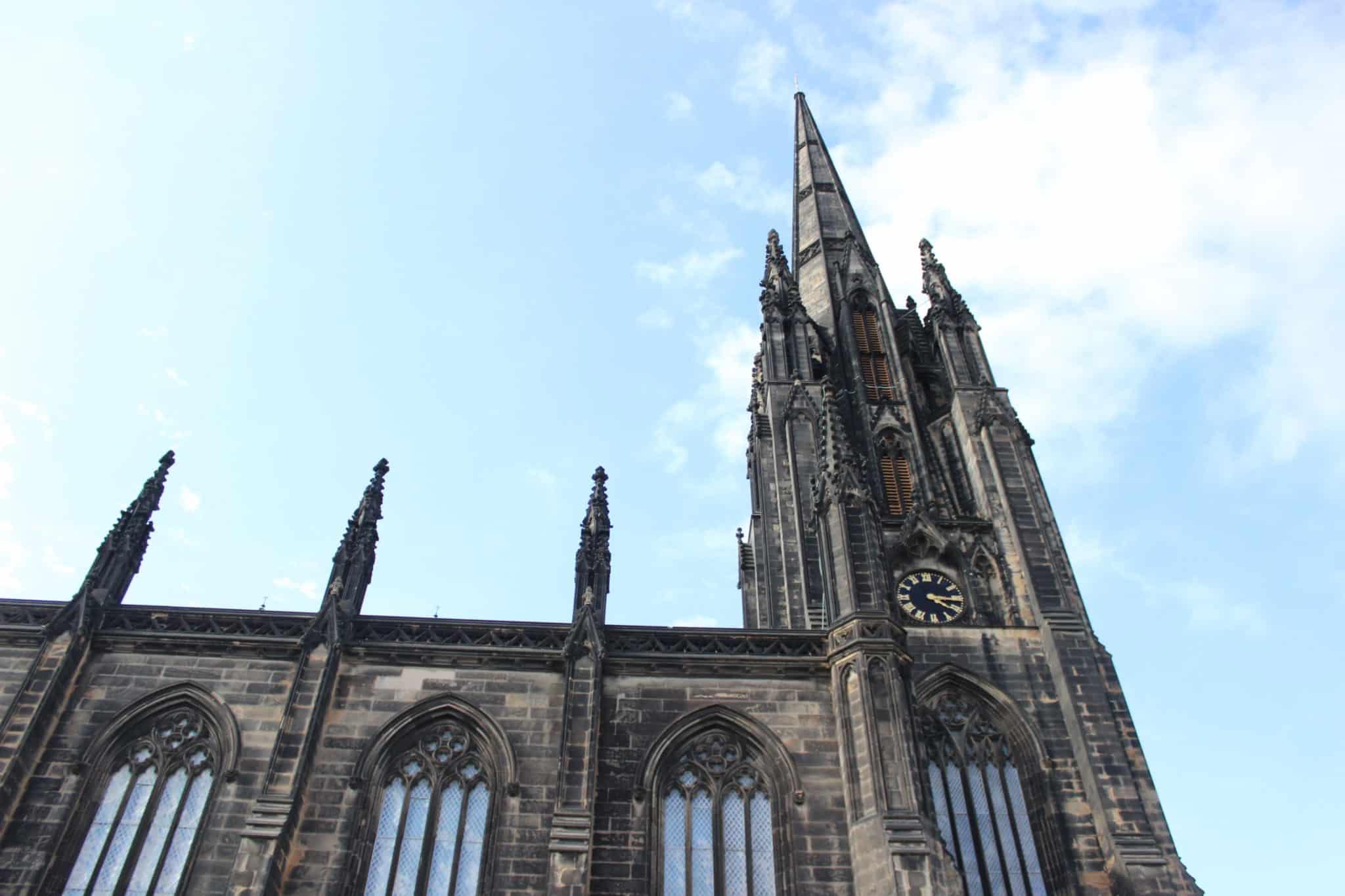 tron kirk church edinburgh scotland