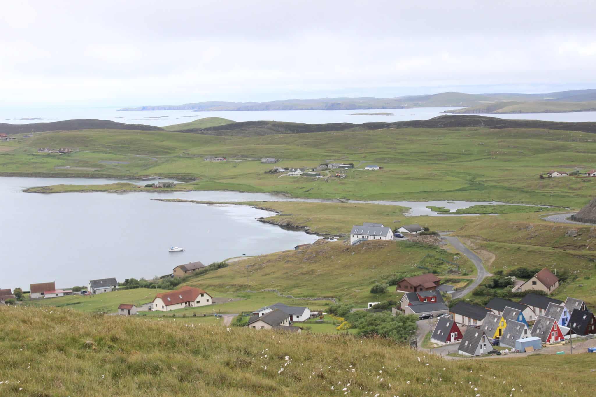 shetland islands scotland viking