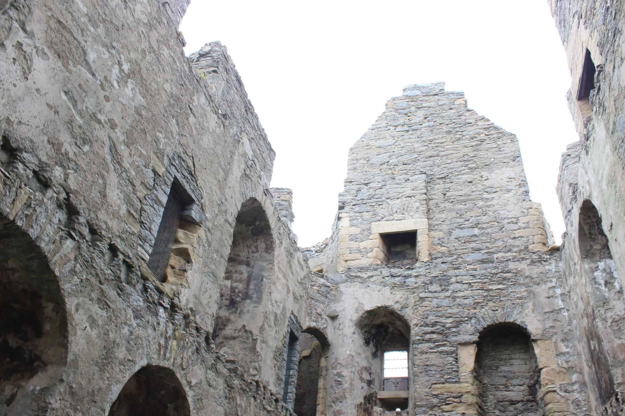 shetland islands scotland scalloway castle