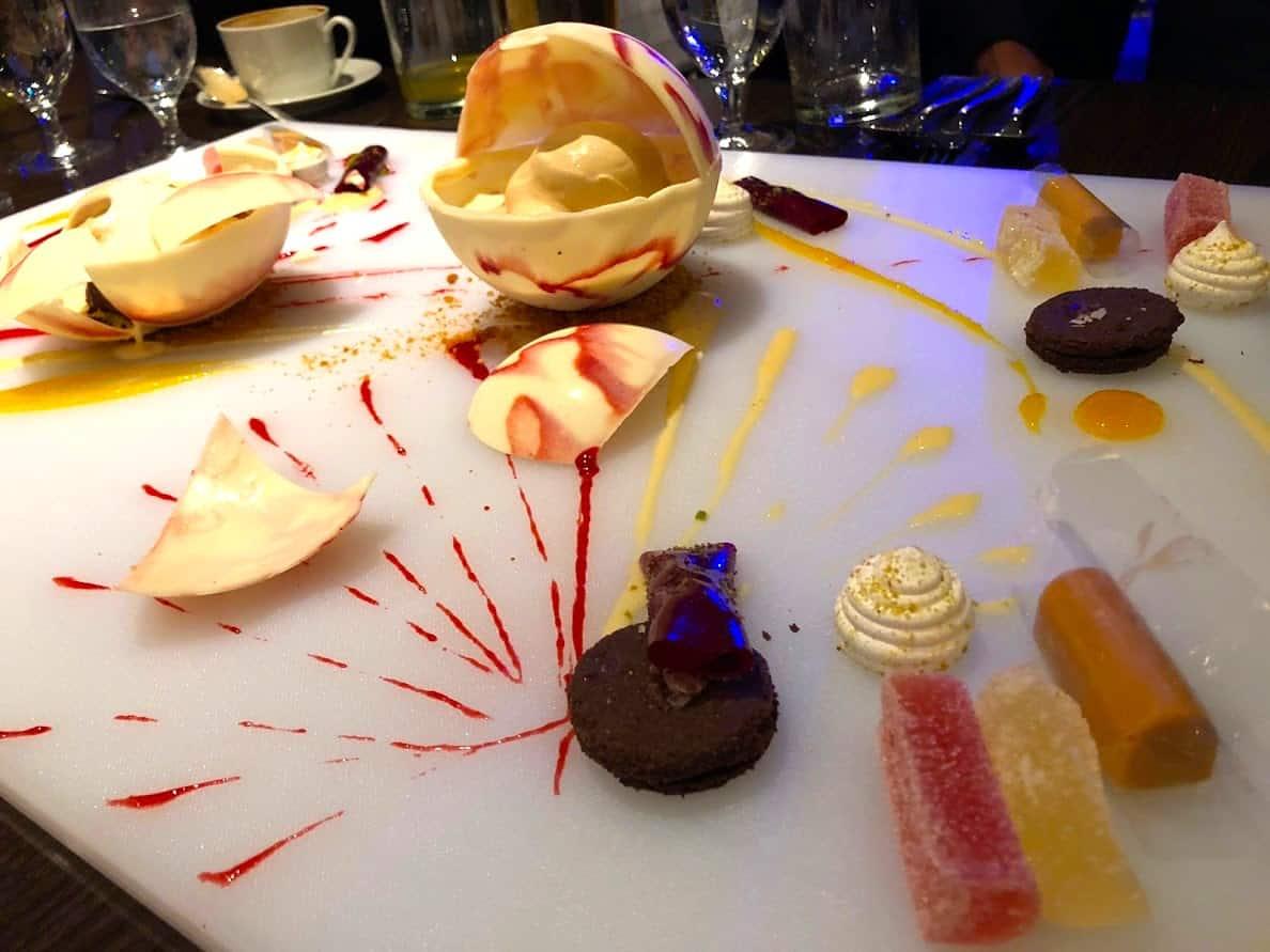 carnival cruise steakhouse dessert