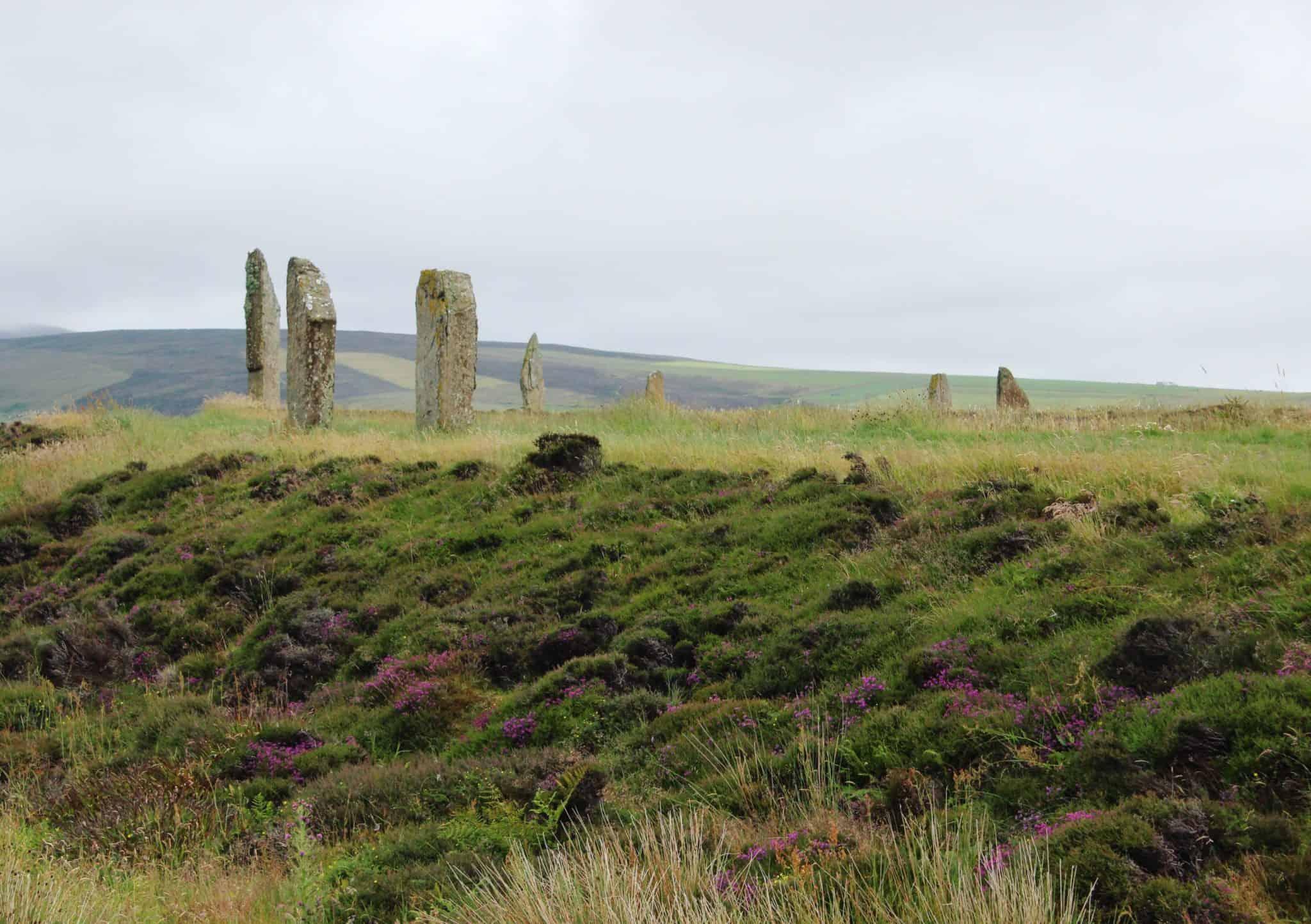 Brodgar circle scotland
