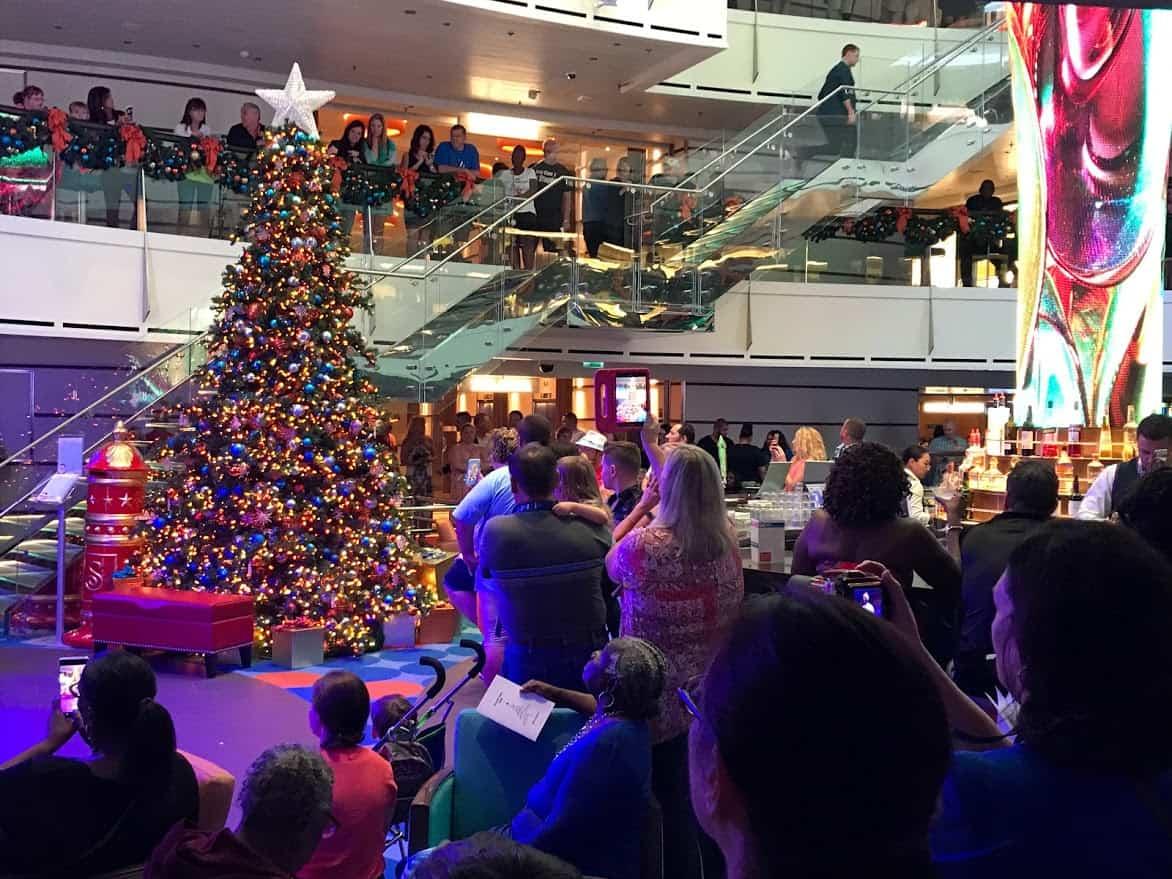 Christmas Carnival Vista