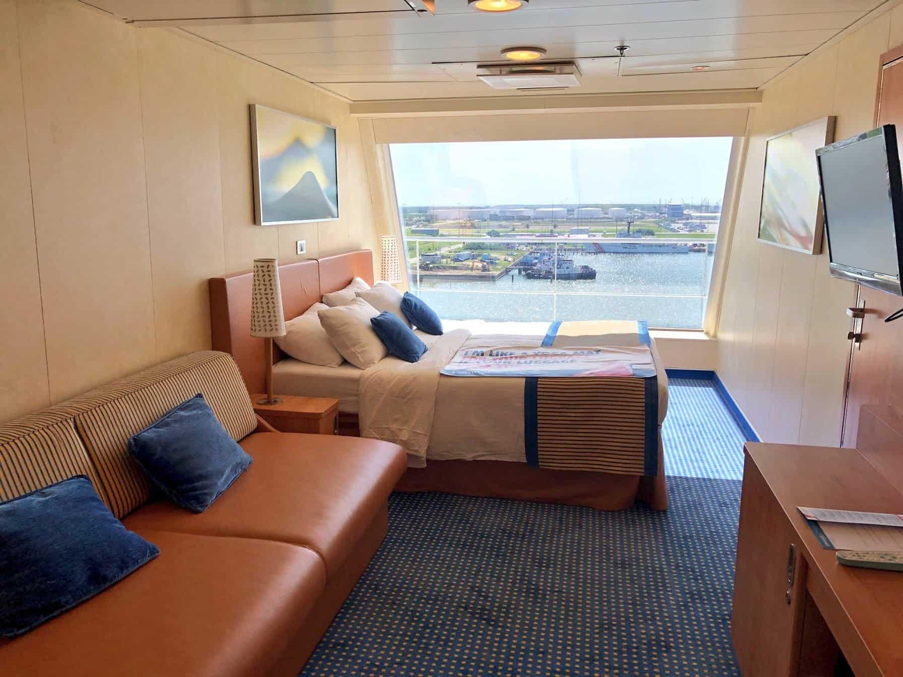 Scenic Oceanview Cabins