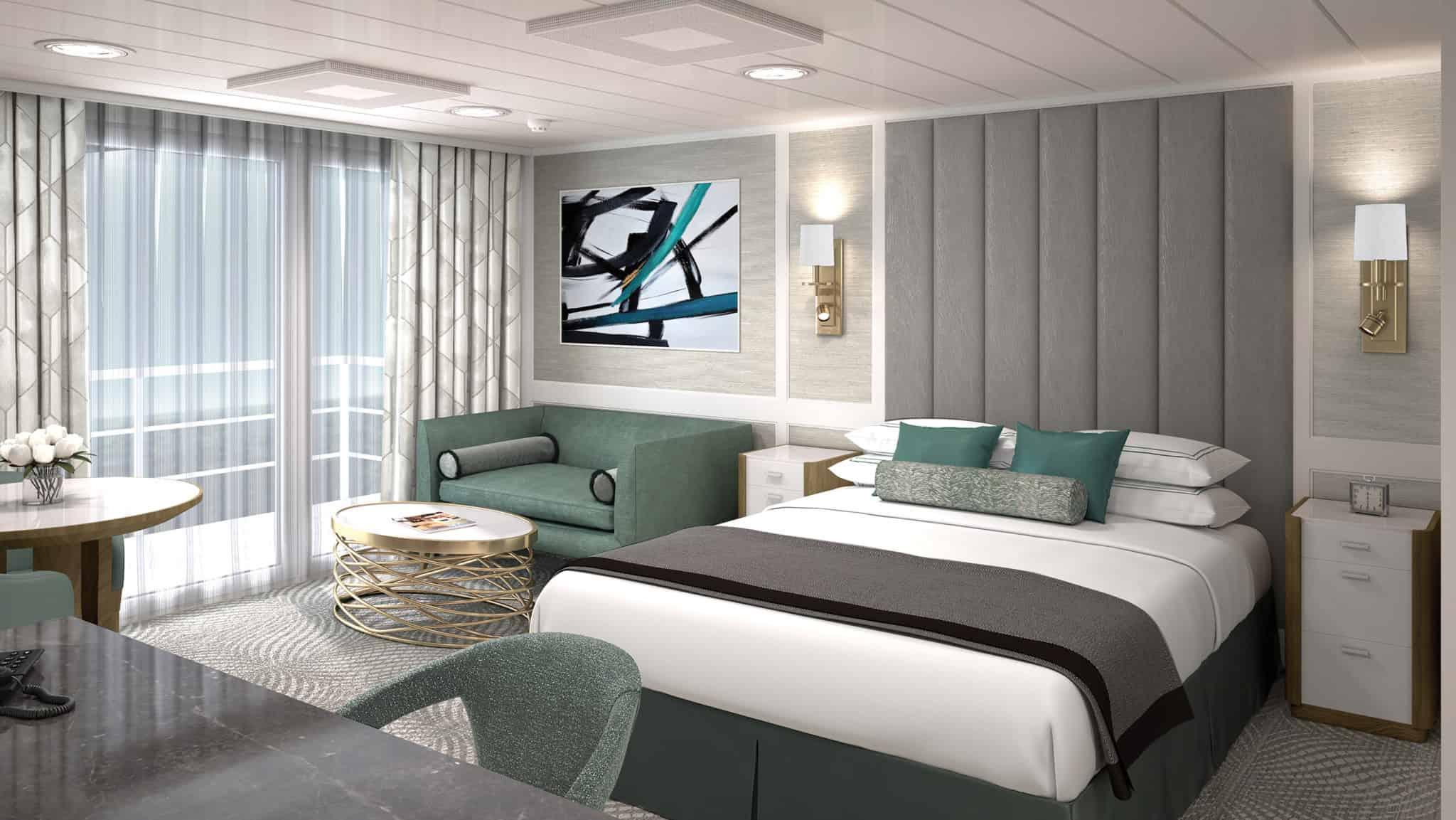 oceania cruises penthouse suite cabin