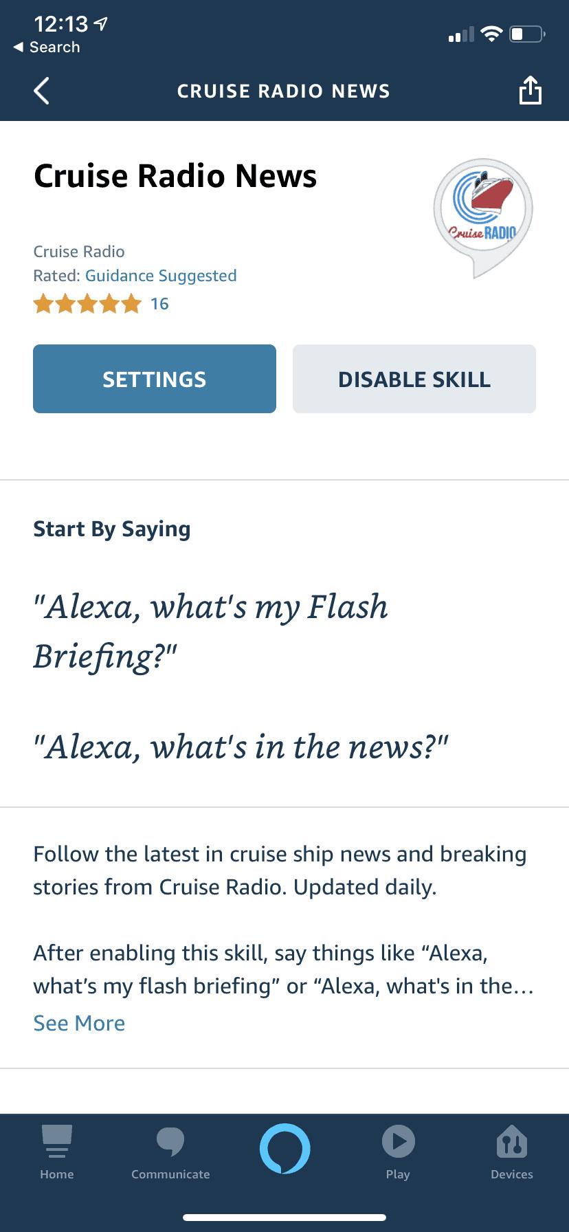 New Cruise Radio Daily News Podcast Enhances Listener Experience