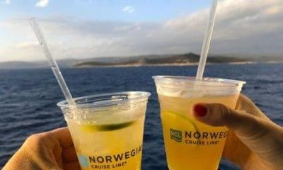 norwegian cruise line drink package