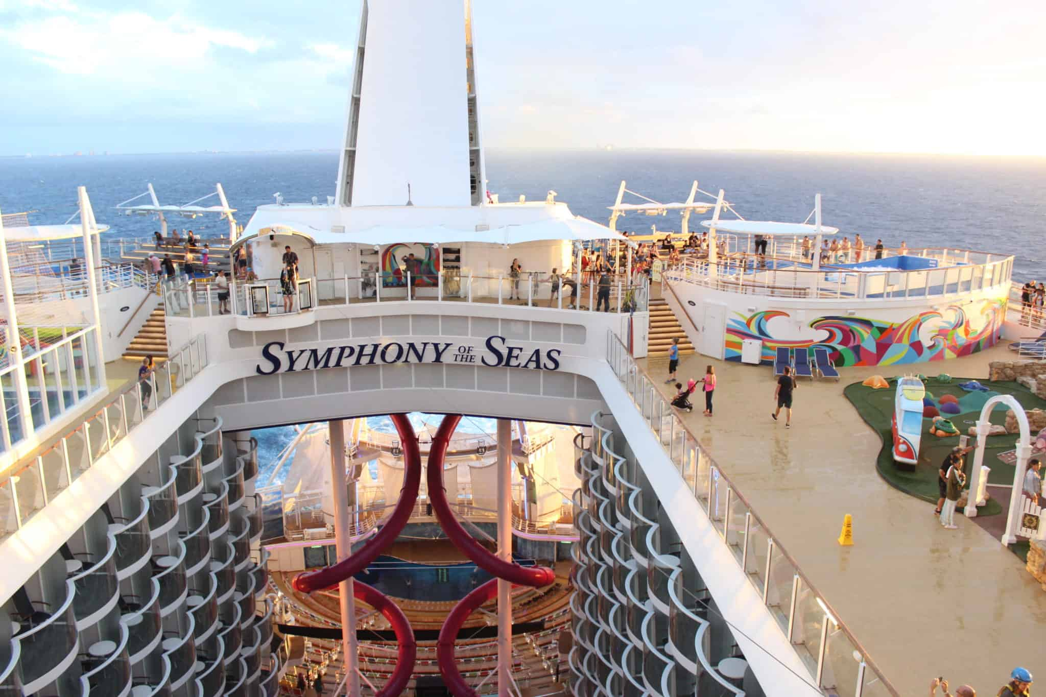 Photo Tour The Ultimate Family Suite On Symphony Of The Seas