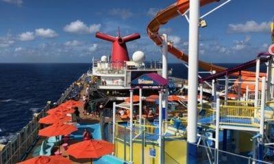 Trip Report: Carnival Breeze Fun Day At Sea