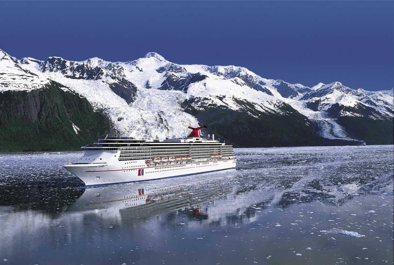 Cruise Alaska 2020.Carnival Spirit To Sail Alaska And Hawaii In 2020