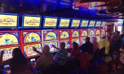 Carnival Breeze casino