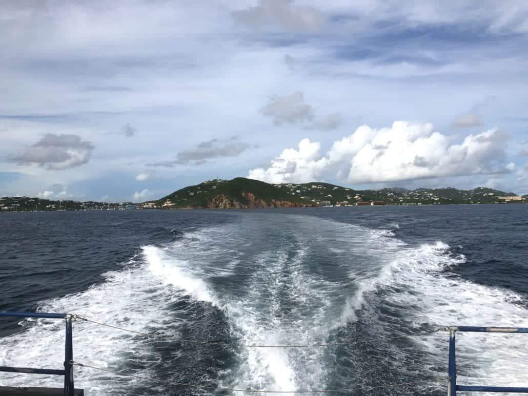 st john ferry