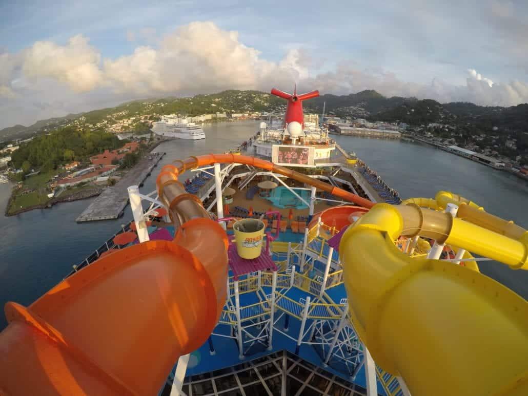 St. Lucia Carnival Breeze