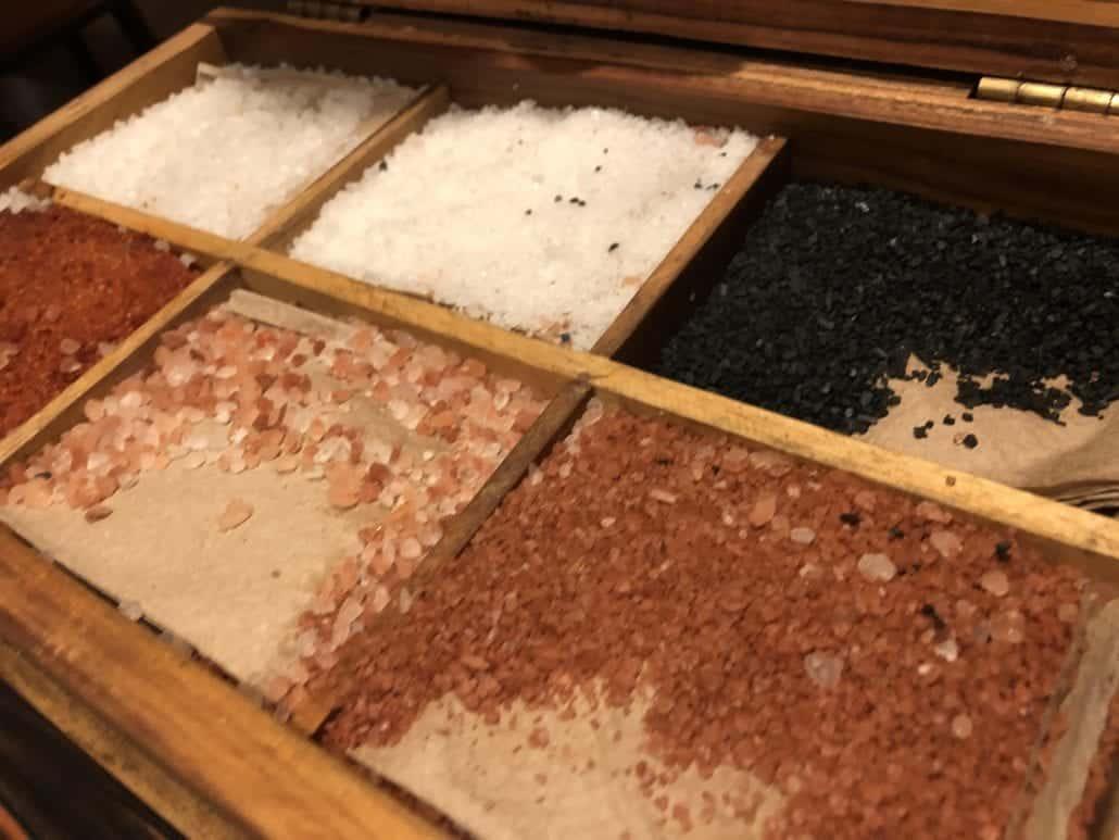 steakhouse salt