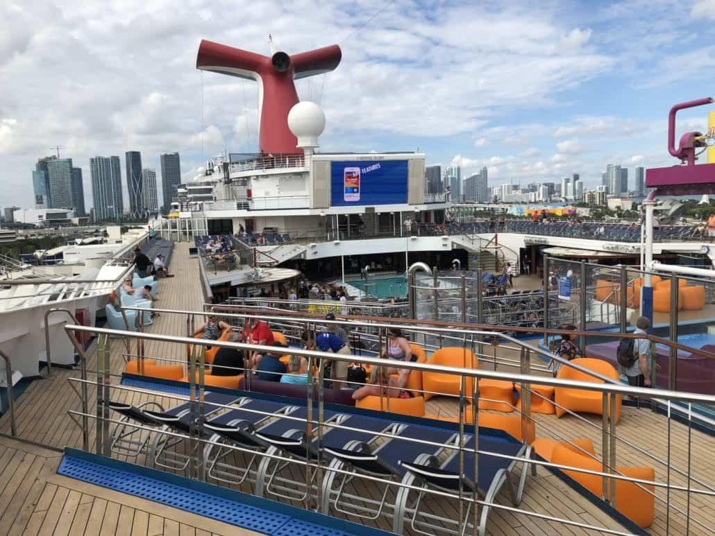 Carnival Glory Port Miami