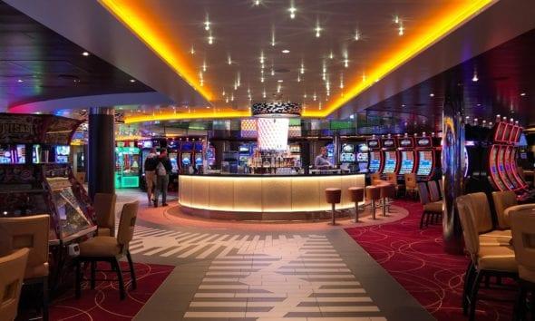 Casino Bar Carnival Horizon
