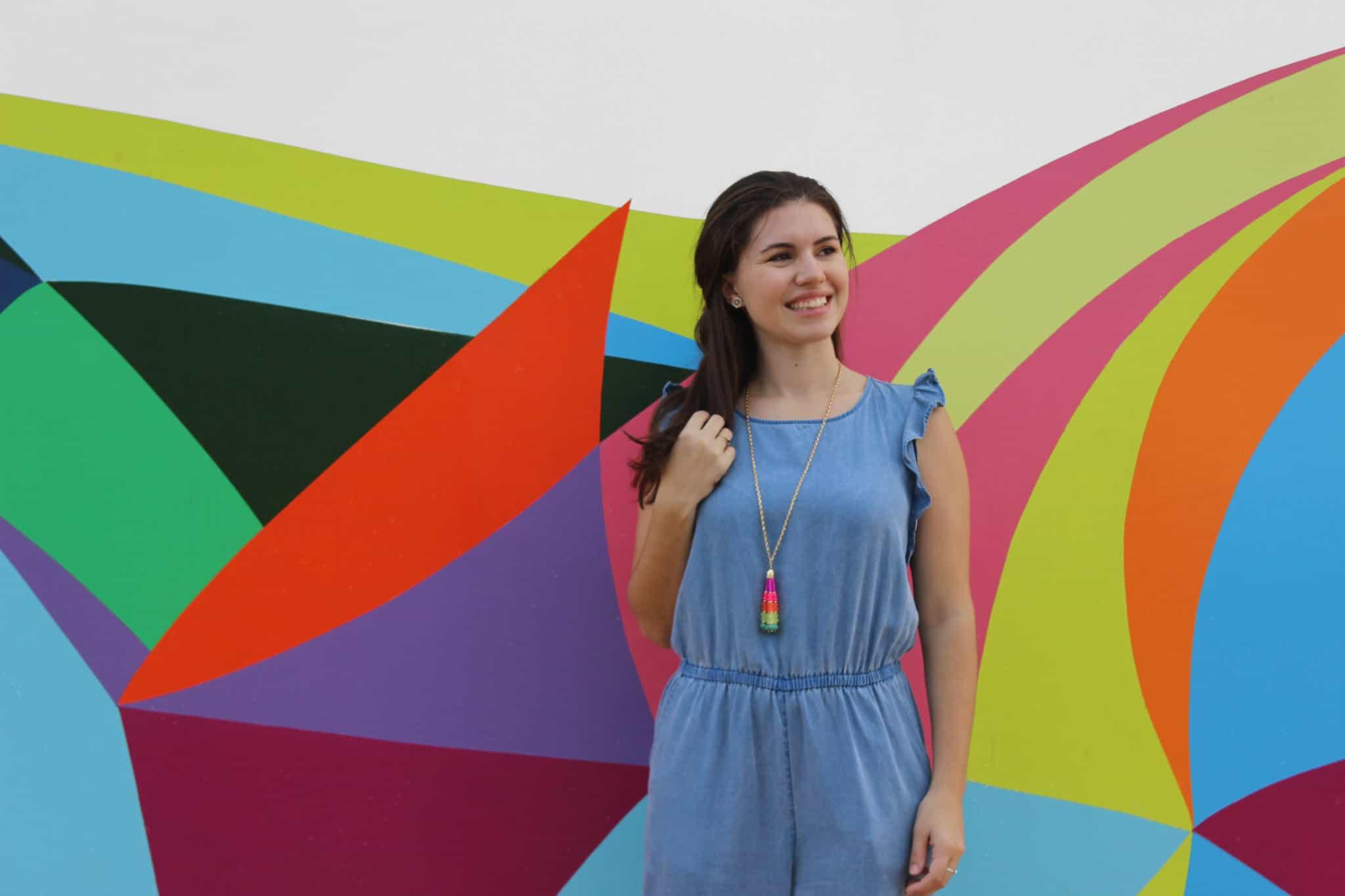 sarah bretz symphony of the seas mural