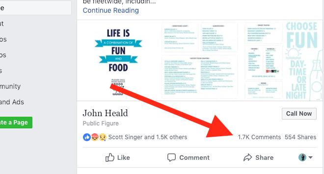 john heald facebook