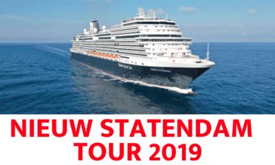 Holland America Nieuw Statendam Review 2019