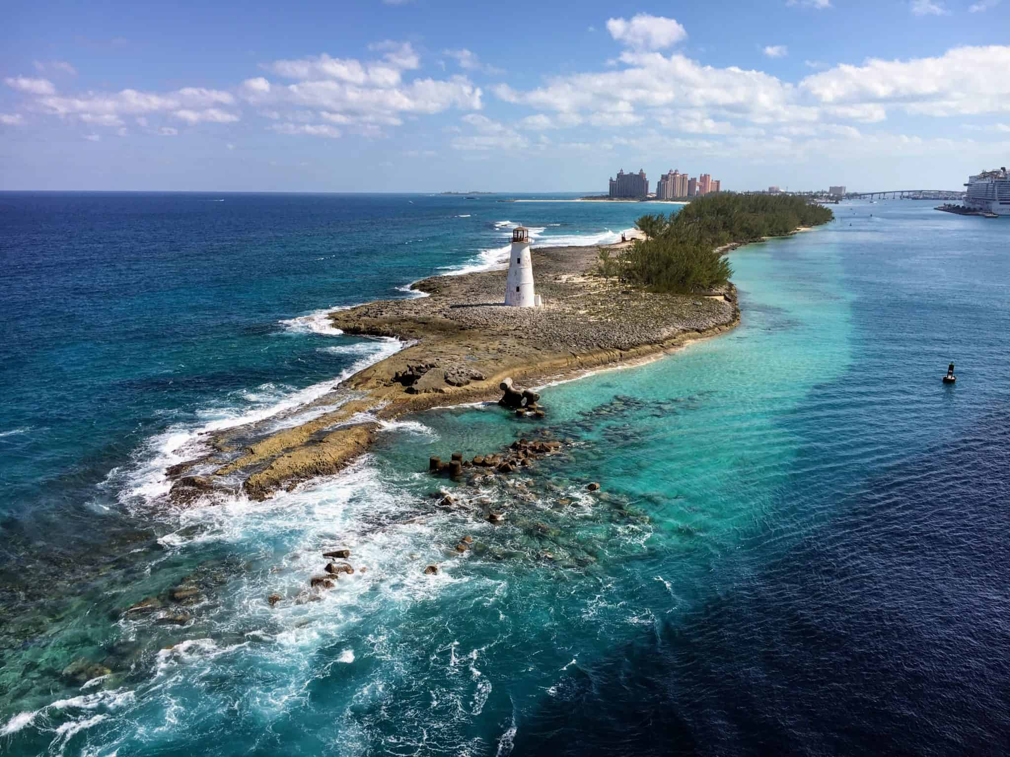 Nassau Bahamas lighthouse