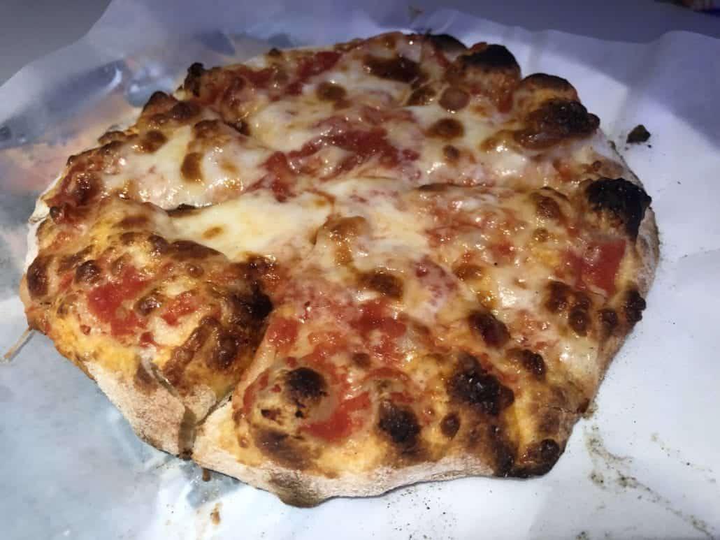 NY pizza holland america