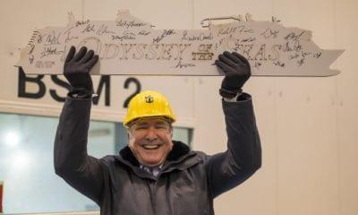 Royal Caribbean Begins Construction on Newest Ship