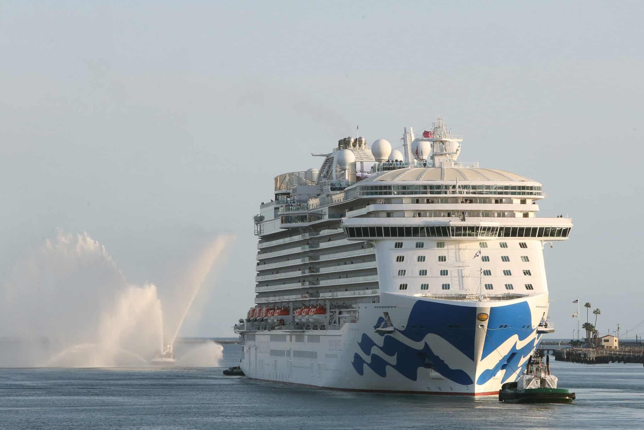 Princess Increases Cruise Gratuities In 2019