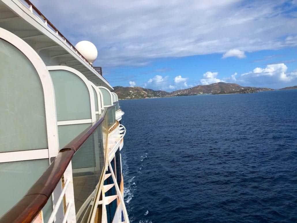 Celebrity Summit Tortola