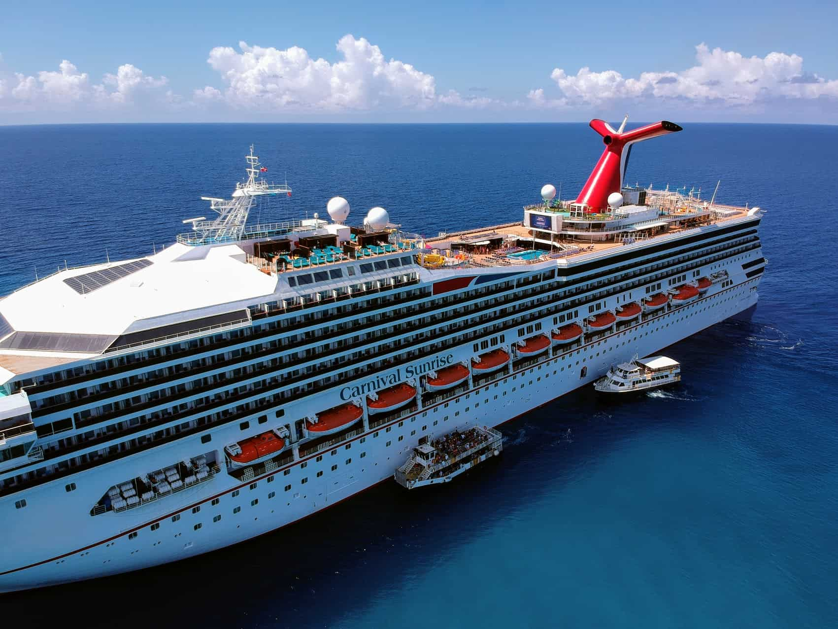 21 Changes Made to Carnival Sunrise [PHOTOS]