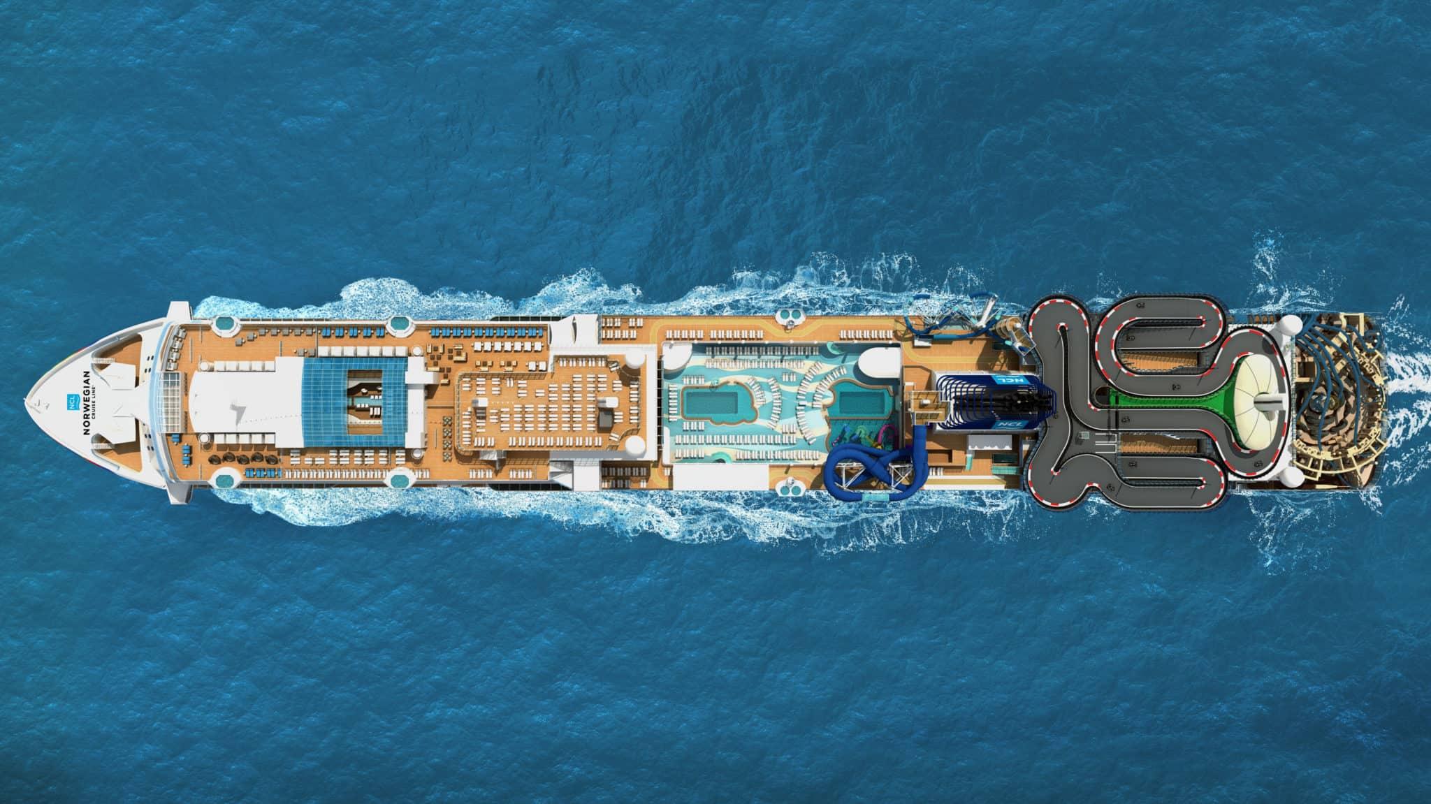 norwegian encore cruise ship