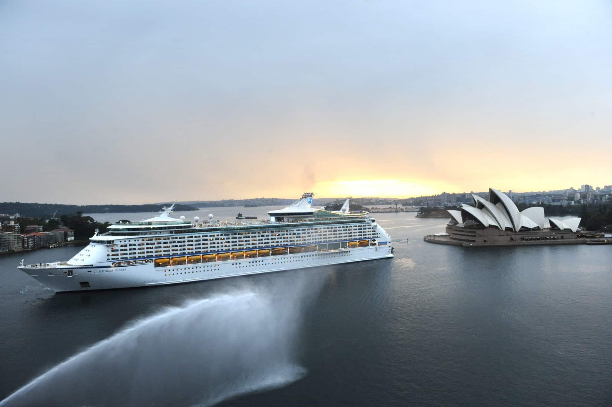 voyager of the seas sydney australia