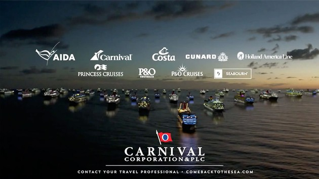 Carnival Corporate cruise lines