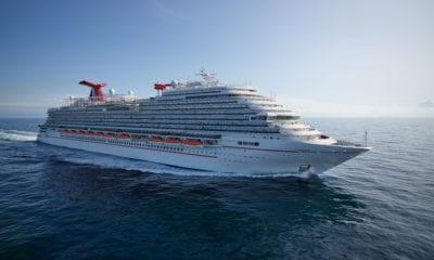 Carnival Panorama One Step Closer To Inaugural Cruise [PHOTOS]