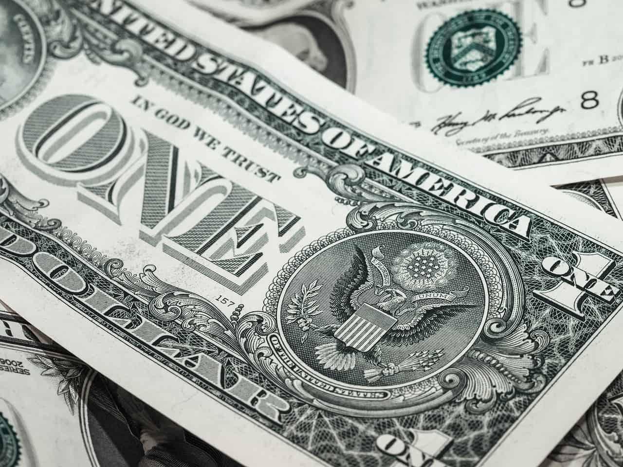 money dollar bill cash